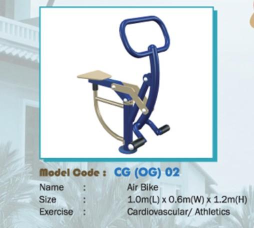Thiết bị tập thể dục - WINFIT-MC-CG-OG-02