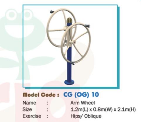 Thiết bị tập thể dục - WINFIT-MC-CG-OG-10