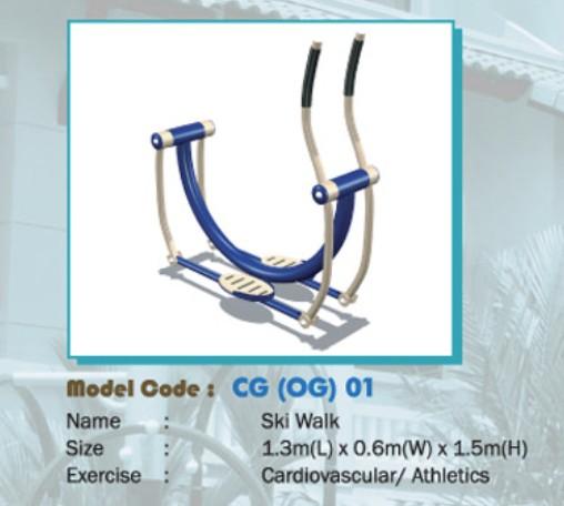 Thiết bị tập thể dục - WINFIT-MC-CG-OG-01
