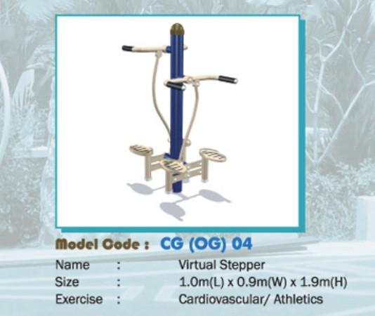 Thiết bị tập thể dục - WINFIT-MC-CG-OG-04