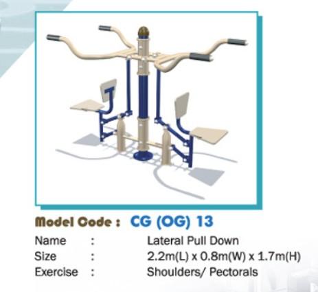 Thiết bị tập thể dục - WINFIT-MC-CG-OG-13