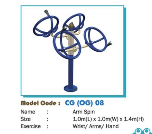 Thiết bị tập thể dục - WINFIT-MC-CG-OG-08