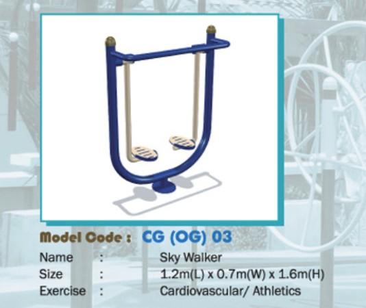Thiết bị tập thể dục - WINFIT-MC-CG-OG-03