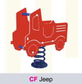 Thú nhún - WINPLAY-MC-CF-Jeep